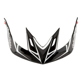 Troy Lee Designs A2 Mips - Casque - Sram rouge/blanc